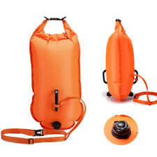 Sports Safety Swim Buoy Tow Float Pool Open Water Swimming Inflatable Airbag WZ