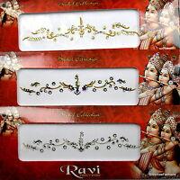 1 PACK of BRIDAL Metalics *CHOOSE YOUR COLOUR* Indian  Gem TIKKA Festival BINDI