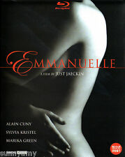 Just Jaeckin - Emmanuelle - Sylvia Kristel [ Blu Ray ]  Adult Classic DVD (NEW)
