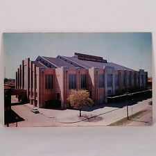 Vintage State Fair Grounds Coliseum, Indianapolis, IN Post Card NR