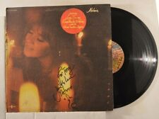 melanie lp candles in the rain      AUTOGRAPHED/SIGNED