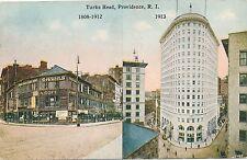 PROVIDENCE RI – Turks Head 1808-1912 and 1913