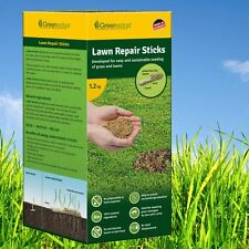LAWN REPAIR STICKS - Premium Lawn Grass Smart Clay Coated BIO Seeds Fast Growing