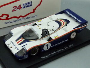1/43 Spark PORSCHE 956 #1 WINNER LE MANS 1982