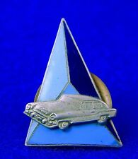 Vintage Soviet Russian Russia USSR 1950-60's Auto Car Club Pin Order Medal Badge