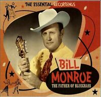 BILL MONROE  *  40 Greatest Hits  *  NEW 2-CD BOX SET * All Original Songs * NEW