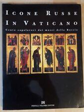 Icone russe in Vaticano - Fratelli Palombi Editori - 1989