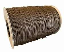 3000 feet 1.8mm Chocolate Window Blind Cord, String - 1000 yd Horizontal & Roman