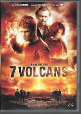 DVD ZONE 2--LE SECRET DES 7 VOLCANS--CAMERON/Mc BRIDE/NEILL