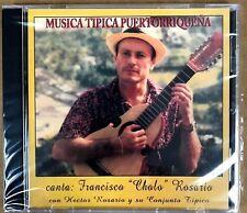 FRANCISCO CHOLO ROSARIO Y EL CON HECTOR ROSARIO Y SU CONJUNTO TIPICO -CD