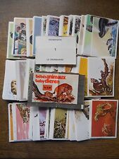 PANINI LIKE COMPLETE SET OF 270 STICKERS BABY DIEREN /BEBES ANIMAUX