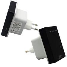 Mini Wifi Repeater Wireless N AccessPoint WLAN Verstärker Router 802.11N Schwarz