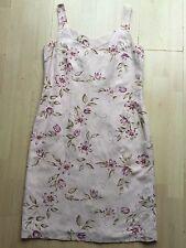 Kaliko women  silk / linen formal / party dress size 12