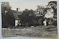The Fielding Homestead Vintage AZO Real Photo Postcard RPPC 1804
