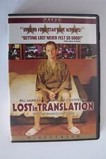 Lost in Translation DVD Widescreen Edition