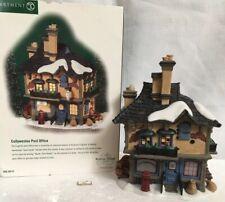 Dept 56 Dickens Village Collyweston Post Office #58510