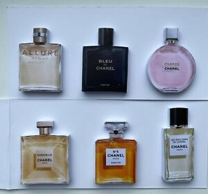 CHANEL NOTE STICKERS Mini Perfume Bottle Memo Note Pads VIP GIFT