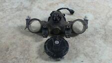 13 Kawasaki KLX 250 T KLX250 Upper Triple Tree Ignition Gas Cap Lock and Key Set