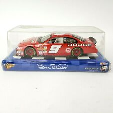 Winners Circle 2002 NASCAR Collectible Bill Elliot #9 Die Cast Model 18535 New