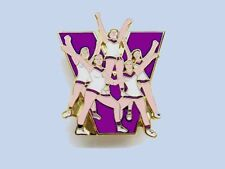Cheerleading Victory Tower Lapel Pin ONE OF OUR BEST SELLERS