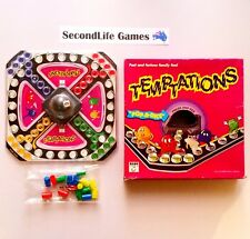 (Vintage) TEMPTATIONS Pop A Dice ~ Irwin Toys (1990). Complete. SecondLife Games