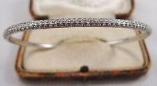 Excellent Cut White Gold VS1 Fine Diamond Bracelets