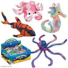 Sand Sea Animal sensory calming silent tactile visual autism adhd tool toy