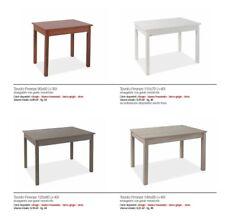 Tavolo allungabile modello Firenze in legno nobilitato cm 110x70/150 vari colori
