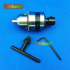 FitSain--8mm-B12 mini drill chuck 1.5-10mm B12 Used for motor shaft diameter 8mm