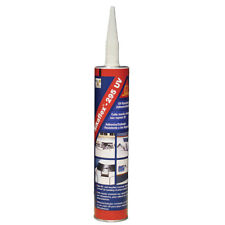 Sika Sikaflex 295UV UV Resistant Adhesive/Sealant - 10.3oz(300ml) Cartridge - Bl
