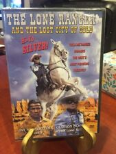 Lone Ranger & The Lost City Of Gold (1958)  (DVD, 2001) Mfg. Sealed