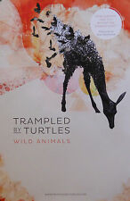 TRAMPLED BY TURTLES, WILD ANIMALS POSTER  (Y2)