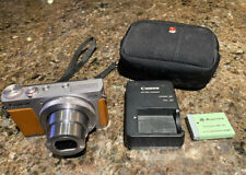 Canon PowerShot G9 X Mark II 20.1MP Digital Camera +8GB Card+Case+2 Batteries+++