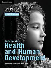 *NEW* Cambridge VCE Health and Human Development Units 3 and 4 Bundle