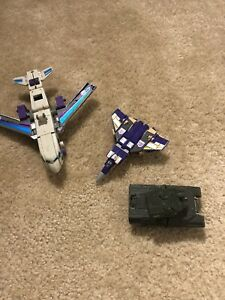 Vintage Mixed Lot of 3 G-1 Transformers and Gobots Incomplete 1st Generation