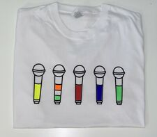 One Direction, Microphone T-Shirt