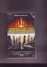 K7 video  cassette :  le cinquieme element / besson