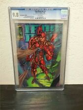 1996 MARVEL COMICS IRON MAN V2 #1 GOLD SIGNATURE EDITION JIM LEE CGC 9.8