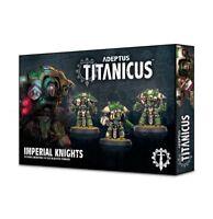 Adeptus Titanicus Questoris Knights Games Workshop 40k GW Titan Knight Knight