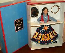 Western Plains Barbie 1998 NRFB #23205 Lifestyles of the West Collector Edition