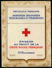 France 1954 Carnet Croix-Rouge N°2003 NEUF ** LUXE