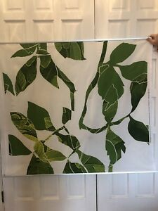 Marimekko 2005 Wall Hanging Kit Abstract Leaves As Is C  Pics latvassa Korkealla