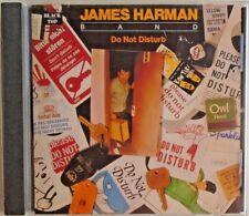 JAMES HARMAN - CD - Do Not Disturb - BRAND NEW