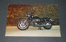 CARTE POSTALE CPA MOTO YAMAHA XS 1100