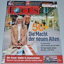 Focus Heft 13 / 2004  -  50+ Die Macht der neuen Alten '