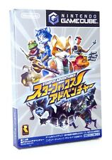 STARFOX ADVENTURES Nintendo Gamecube GC Japan (2)