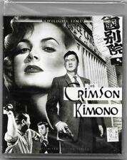 The Crimson Kimono Blu Ray Twilight Time 1959 All Regions Post