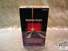 The Dead Zone (VHS) Christopher Walken Brooke Adams Tom Skerritt Martin Sheen VG