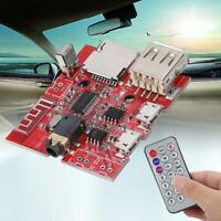 MP3 Bluetooth 4.1 Lossless Decoder Car Speaker Amplifier Board Stereo Module