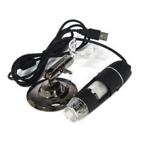 LED miniSCOPIO FOTOCAMERA DIGITALE USB 640*480 + SUPPORTO D2A2